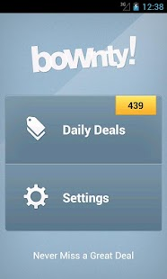 Bownty - screenshot thumbnail