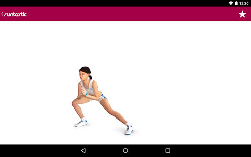 Runtastic Butt Trainer Workout Screenshot 18