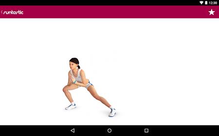 Runtastic Butt Trainer Workout 1.3 screenshot 31830