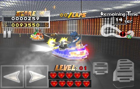 Bumper Car Destruction- screenshot thumbnail