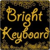 Bright Orange Keyboard Skin
