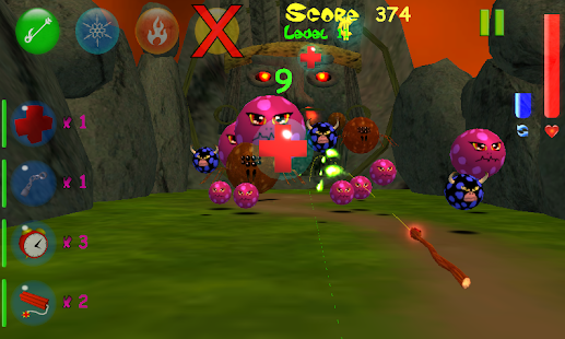 Monster Bubbles Curse (Pang) - screenshot thumbnail