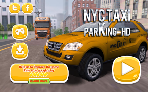 TAXI PARKING HD- screenshot thumbnail