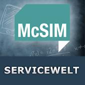McSIM Servicewelt