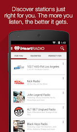 iHeartRadio – Music & Radio Screenshot 3