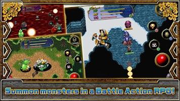 Screenshot of RPG Seven Sacred Beasts
