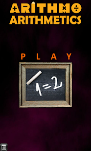 Arithmetics Puzzle - screenshot thumbnail