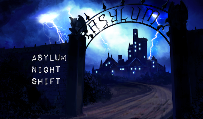 Asylum Night Shift - screenshot