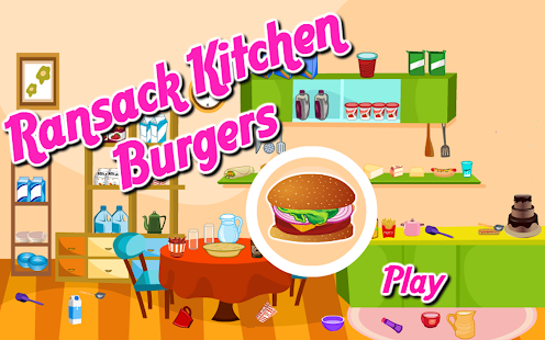 Ransack Kitchen Burgers