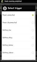 Screenshot of Phone Profiles Free
