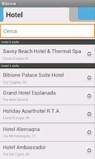 Bibione Official Guide 2014- screenshot thumbnail
