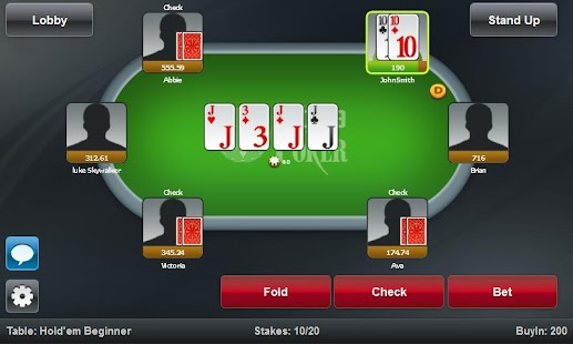 Enterra Poker - screenshot thumbnail