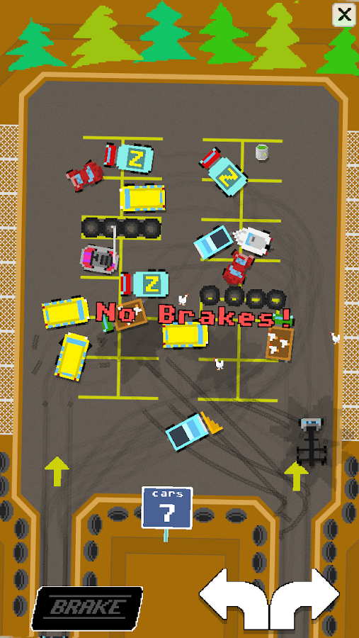 No Brakes Valet- screenshot