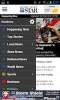 Screenshot of Ventura County Star
