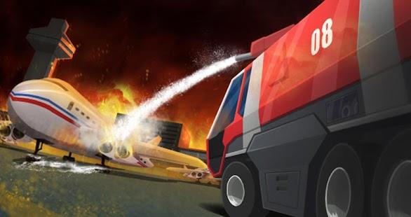 機場消防車模擬器