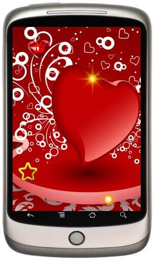 Love Amazing HD LWP