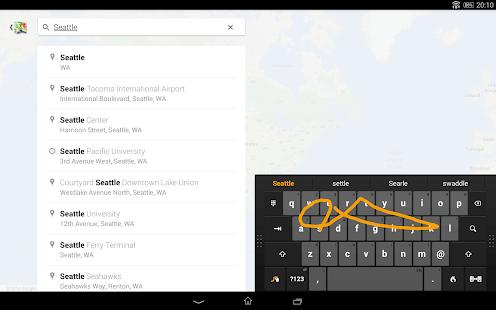 Swype Keyboard Screenshot 23