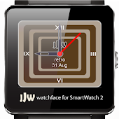 JJW Retro Watchface 4 for SW2