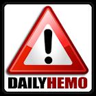 DailyHemo Alarms App icon