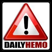 DailyHemo Alarms App