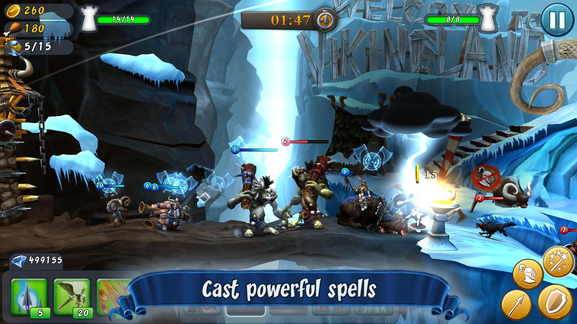 CastleStorm - Free to Siege screenshot #6