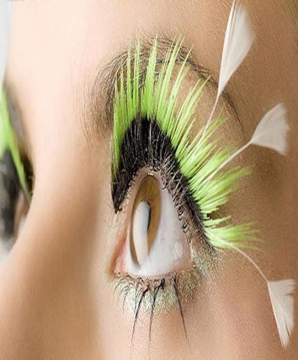 時尚眼影:化妝