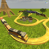 Kids Advanced Trains Builder