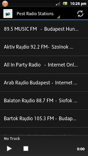 Pest Radio Stations