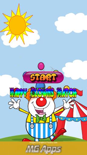 Happy Clowns Match