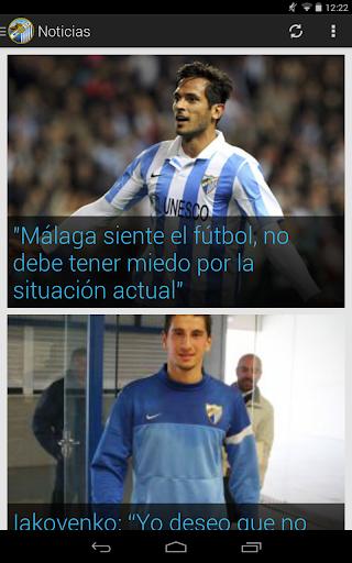 Málaga CF Móvil
