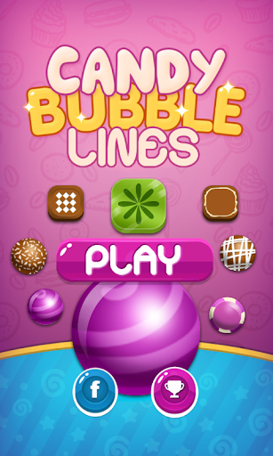 Candy Bubble Lines