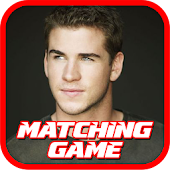 Liam Hemsworth Matching Game