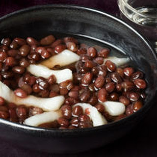 Adzuki Bean Porridge (Zensai)