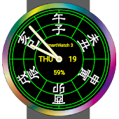 NINJA Watch Face