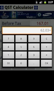 QST Calculator (Free) - screenshot thumbnail