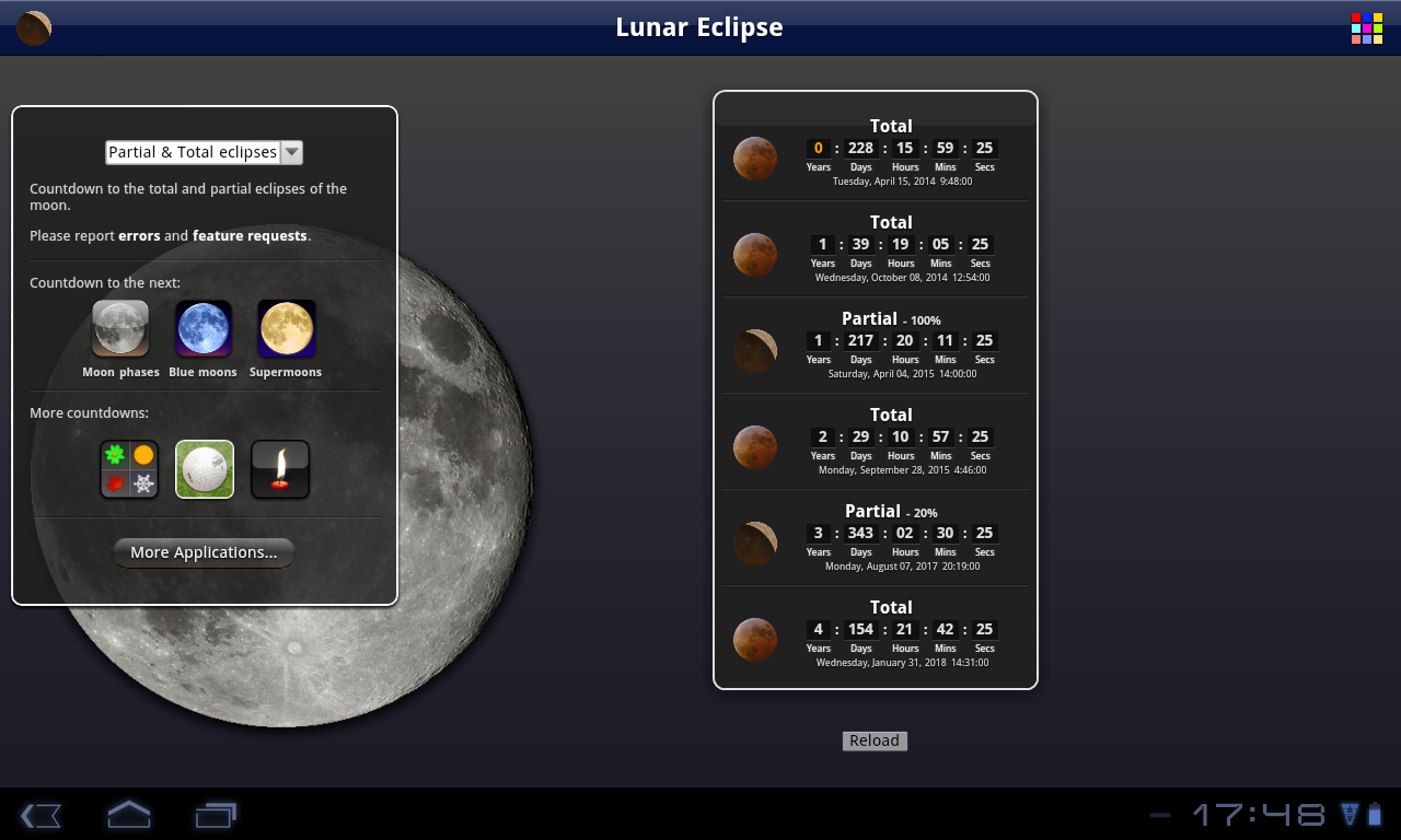 Writing android apps eclipse lunar
