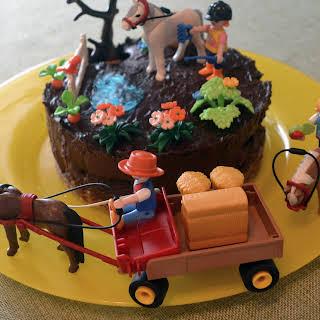 Delicius dairy-free, egg-free, gluten free Birthday cake!!!!!!!!.