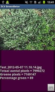 GroenMeter- screenshot thumbnail