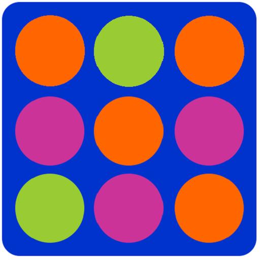 3 in a row 休閒 App LOGO-APP試玩