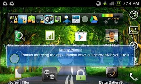 SMS Flash Screenshot 1