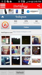 HotTejano - screenshot thumbnail