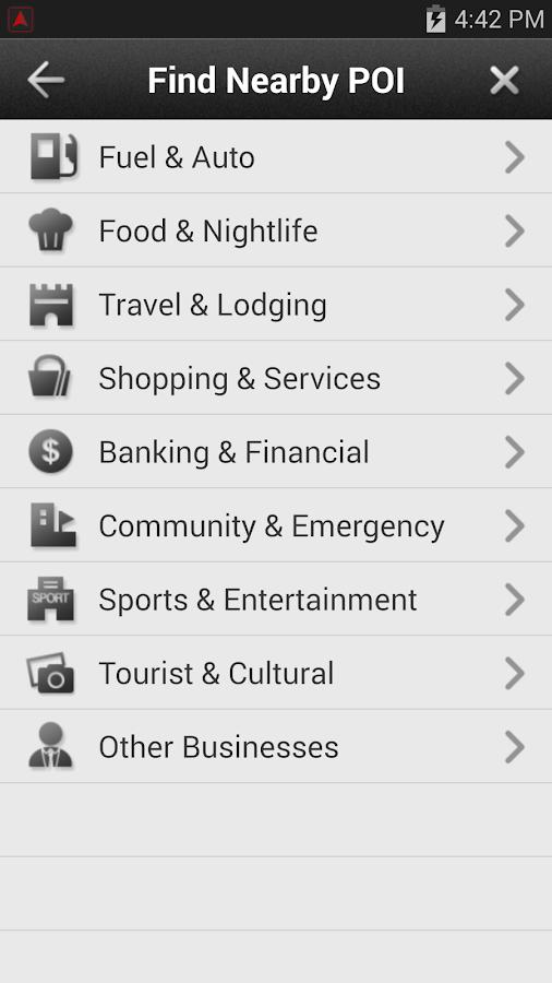 BringGo USA & CAN - screenshot