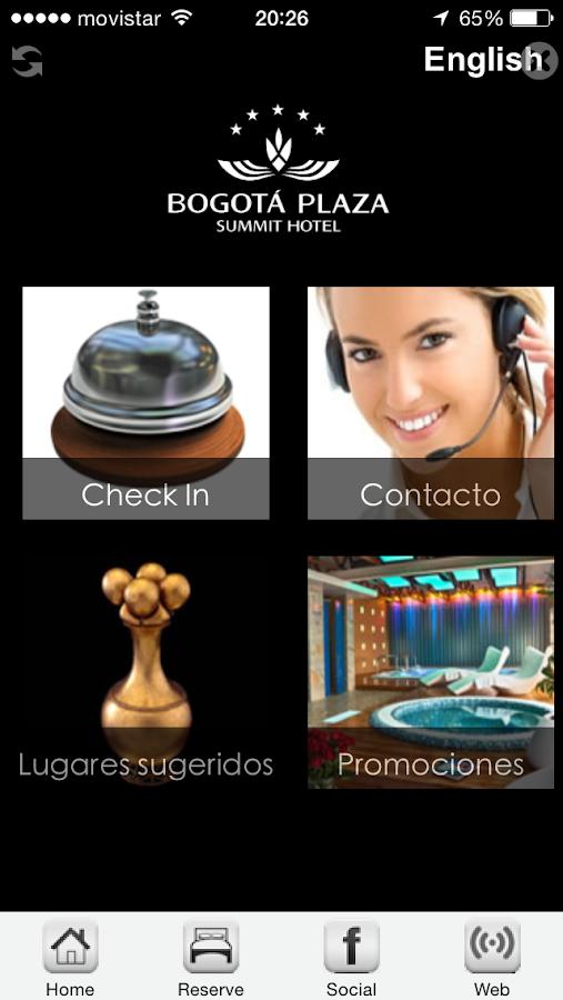 Bogota Plaza - screenshot