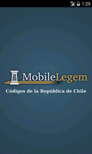 Mobile Legem - Chile