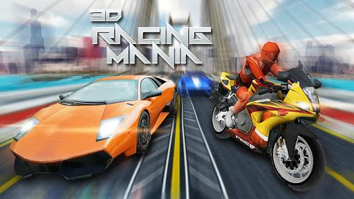 3D Racing Mania