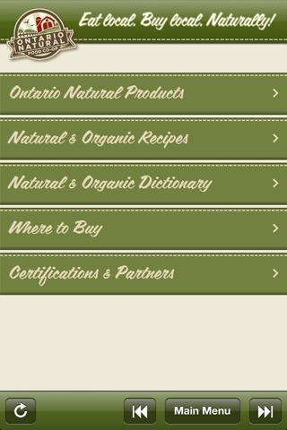 Ontario Natural Food Co-op