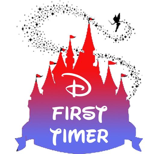 Disney 1st Timer Ride Reviews LOGO-APP點子