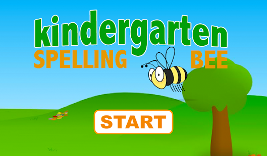 Number Names Worksheets spelling words for kindergarten : Kindergarten Spelling Bee Free - Android Apps on Google Play