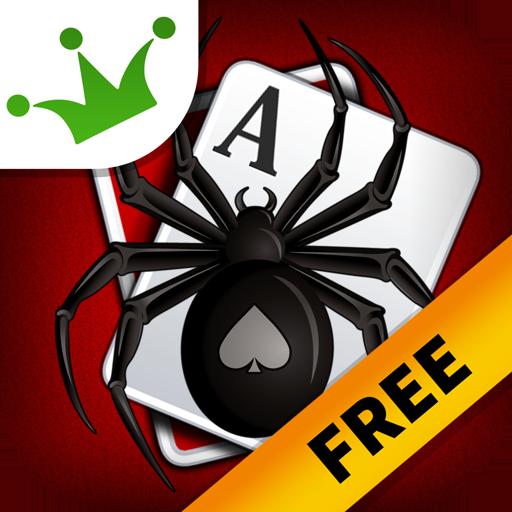 Spider Solitaire Jogatina