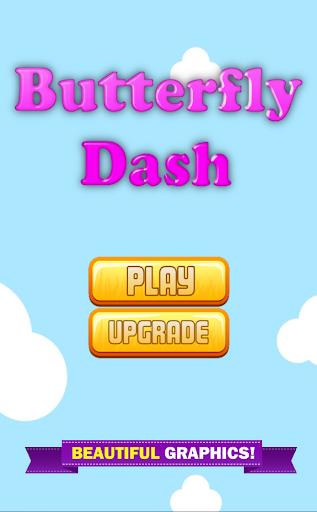 Beautiful Butterfly Dash World